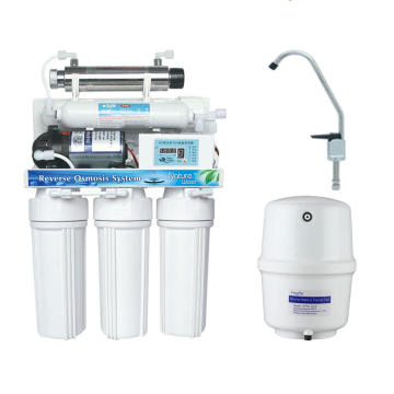 Reverse Omosis System Water Filter with UV Sterilizer