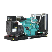 Conjunto de generador de motor diesel Wandi chino de 400 kVA
