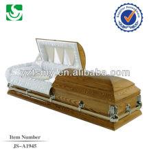 Caixão de caixão novo estilo americano