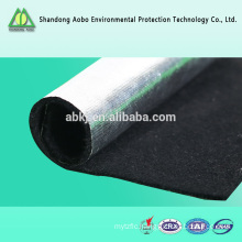 Burning incense use carbon fiber fire resistant felt in temple