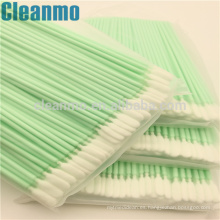 Consumible y ESD Safe Head Polyester Cleanroom Swab761 Cleaning For Machinery Applicator