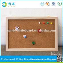 China cork board für die dekoration