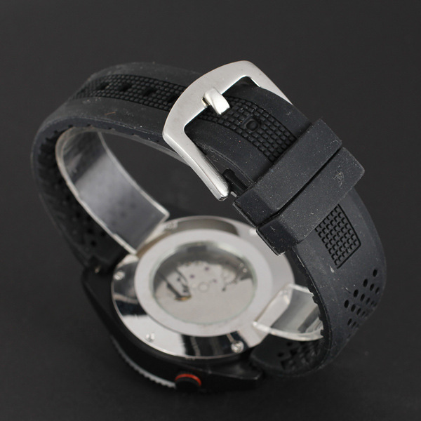winner multi function alloy Men luxury automatic mechanial Watch