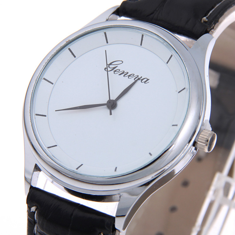 Top Quality Lovers watch leather quartz watches