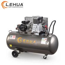 200l 3hp neue luftpumpe öl geschmiert ac power tragbare industrielle luftkompressor