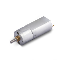 Mini 12V DC electric motor with reduction gear