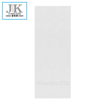 JHK-Texture Grained White Flush Door