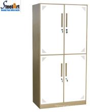 2018 good sale high quality school four door metal locker