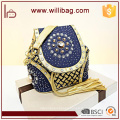 Unique Design Shoulder Bag For Girls PU Leather Messenger Bag