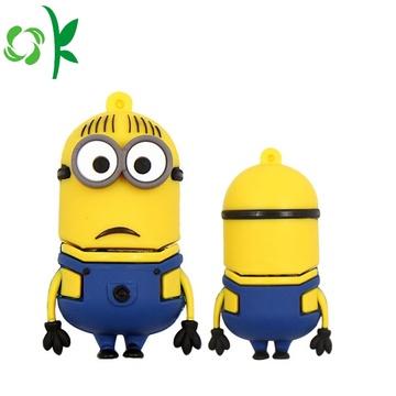 Minions Bút mềm USB 3.0 Flash Drives Cover
