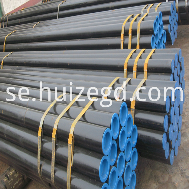 Seamless Steel Pipe API 5L GRB