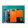 Airstone 37KW 50HP Energy Saving Industrial Air Cooled Screw Type Compressor One Year Warranty