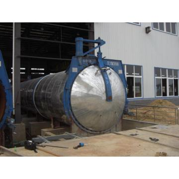 Ligne de production AAC Autoclave AAC
