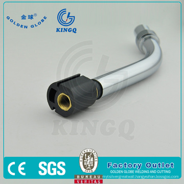 MIG Torch Consumable Nozzle, Tip, Tip Holder, Gas Diffusor for Binzel Style 24kd Welding Torch