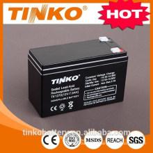Electric bike battery 12v 17ah Lead acid battery