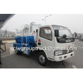 Dongfeng 5CBM Kitchen Swill / Sampah Suction Truck