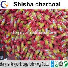 Narguilé redondo Carvão / madeira hookah shisha carvão para venda