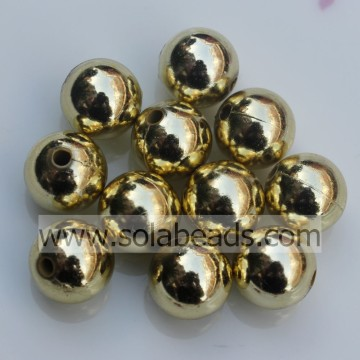 Cool 22mm Acrylic Round Bubble Tiny beads