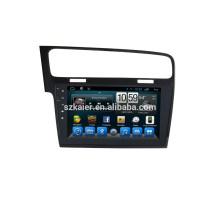 DVD de coche para pantalla táctil completa con sistema Android para Glof 7 + dual core + OEM