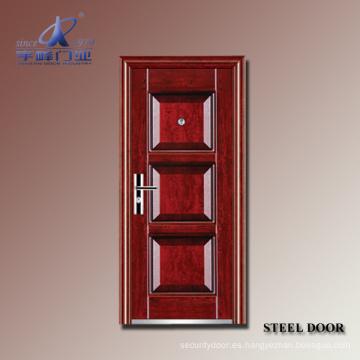 Puerta de hierro puerta precios-Yf-S109
