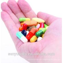GMP suministro de fábrica mejor sulfato de salbutamol con precio competitivo / cas no.51022-70-9