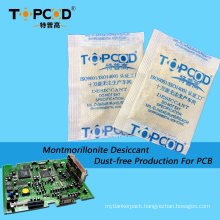 10g Montmorillonite Desiccant Dust-Free Production for PCB