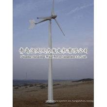 CE certificado de aerogenerador 10kw de rejilla en rejilla