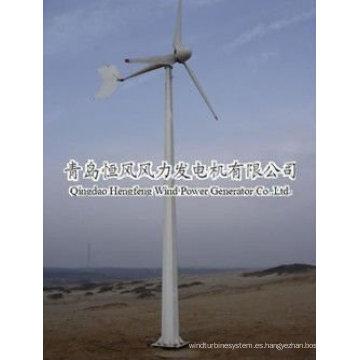 Granja hogar viento generador turbina baja rpm 10KW pequeños molinos de viento