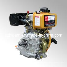 Air-Cooled Diesel Engine Keyway Shaft Air Filter Robin Color (HR170F)