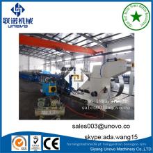 Máquina de formação de folha de perfil de siyang unovo omega