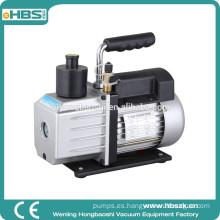 Bomba de vacío de doble etapa profunda de paleta rotativa de 1/3 HP 2.5 CFM Herramientas HVAC para refrigerante AC R410A