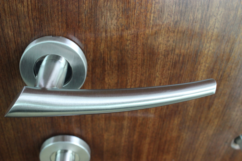Apartment Solid Lever Handle