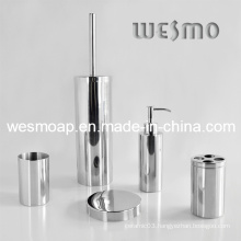 Stainless Steel Bathroom Accessories Set (WBS0525A)