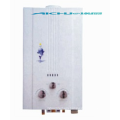 Tankless Gas Water Heater With Steel Panel