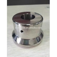 CNC Bearbeitung von Stahlteilen, Edelstahlspiegel Oberfläche Teile