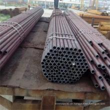 China hat warmgewalztes schwarzes Stahlrohr Öl und Gasleitung gemacht