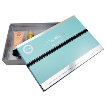 Skin care paper box with custom print
