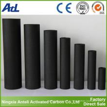 Noyau de carbone activé de taille de noyau