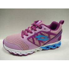 Kleine Jungen und Mädchen bequeme beiläufige Sport-Schuhe