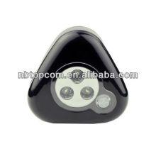 3 LED-Bewegungssensor Licht