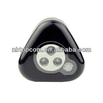 3 led motion sensor light