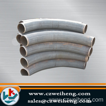 ASTM 304 316 stainless steel short pipe bend