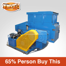 Used Plastic Pipe Single Shaft Shredder