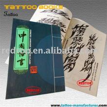 Livro de tatuagem de referência