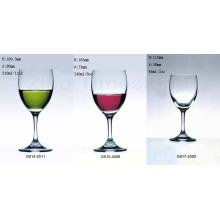 Juego de Stemware de cristal de vidrio sin plomo para beber vino (TM0144511)