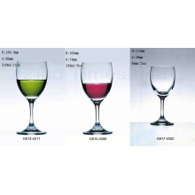 Lead-Free Crystal Glass Stemware Set for Wine Drinking (TM0144511)