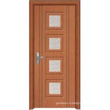 Внутренняя матовая стеклянная дверь (WX-PW-151)