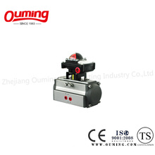 Double Acting Pneumatic Actuator (Rack and Pinion type)