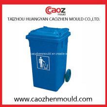 Fabricante profesional del molde de inyección del compartimiento de basura plástico