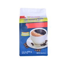 Kemasan Seal Baik Eco Biodegradable Foil Sachet Tea Packaging Australia